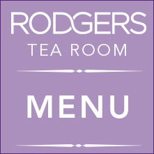 Rodgers of York Tea Room Menu