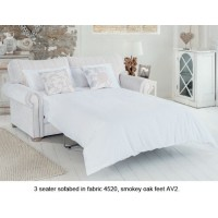 Alstons Cambridge Upgraded Mattress Sofabed