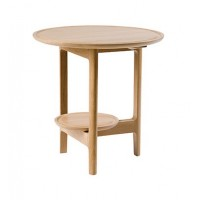 Ercol Svelto Cabinet lamp table