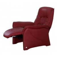 Himolla Rhine Electric Recliner Extra width
