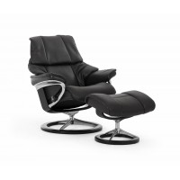 Stressless Reno Signature Base Large Recliner Chair