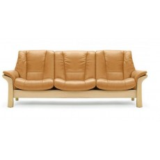 Stressless Buckingham Low Back 3 Seater