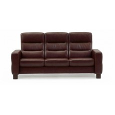 Stressless Wave High Back 3 Seater