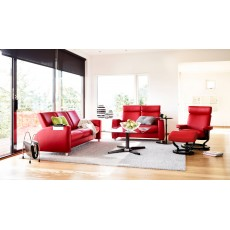 Stressless Arion Low Back 3 Seater