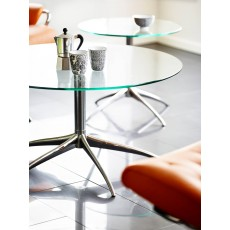 Stressless Urban Large Glass Table