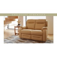 Parker Knoll Boston Man 2 Seater Rln Sofa