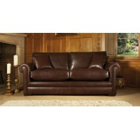 Parker Knoll Canterbury Sofa Bed Leather