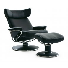 Stressless Jazz Chair With Footstool