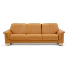 Stressless Paradise Low Back 3 Seater Sofa