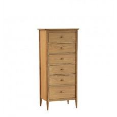Ercol Teramo 6 Drawer Tall Chest