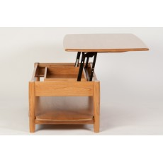 Ercol Windsor Supper Table Lifting Top