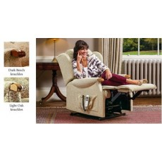 Sherborne Lynton Knuckle Small Lift Electric Recliner