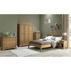 Bentley Designs Hampstead 5 Drawer Tall Chest