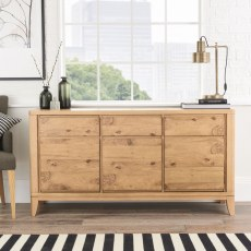 Bentley Designs High Park Wide Sideboard