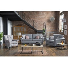 Alstons Barcelona 3 Seater Sofa now £649