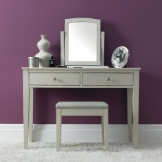 Bentley Designs Ashby Dressing Table & Stool