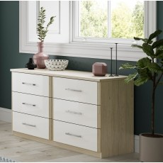 Kingstown Azure Chest of Drawers