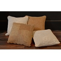Celebrity Pair of Fabric Scatter Cushion