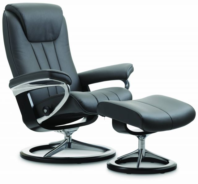 Stressless Bliss Signature Base Small Recliner Chair With Footstool  sc 1 st  Rodgers of York & Stressless Bliss Signature Base Small Recliner Chair With ... islam-shia.org