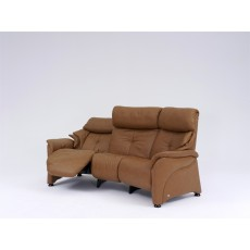 Himolla Chester 3 Seater Manual Recliner Sofa
