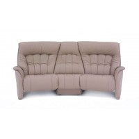 Himolla Rhine Curved Sofa with Cumuly Function + Rack Tiltable Middle back