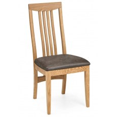 Bentley Designs High Park Chair - Slatted
