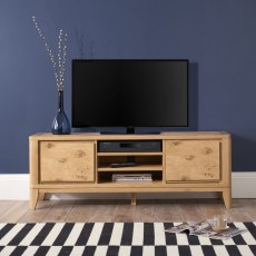 Bentley Designs High Park Wide Entertainment Unit