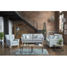 Alstons Barcelona 3 Seater Sofa from £649