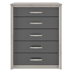 Kingstown Cosmos 5 Drawer Chest