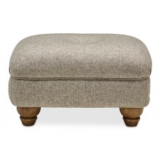 Wood Bros Accent Foot Stool