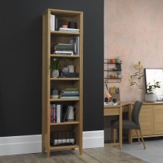 Bentley Bergen Narrow Bookcase