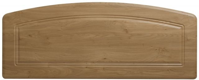 Stuart Jones Stuart Jones Belmont Oak Headboard