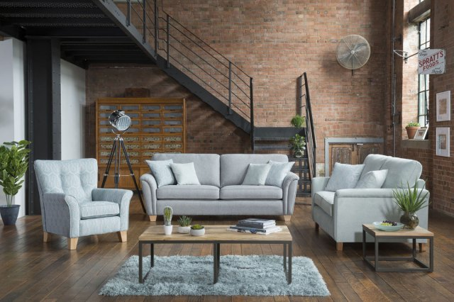 Alstons Alstons Barcelona 3 Seater Sofa from £649