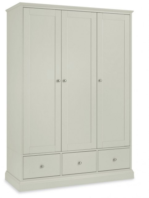 Bentley Designs Bentley Designs Ashby Triple Wardrobe