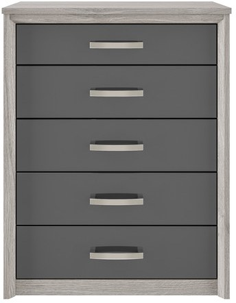 Kingstown Kingstown Cosmos 5 Drawer Chest