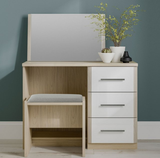 Kingstown Kingstown Azure Dressing Table & Stool